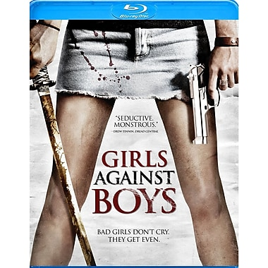 Girls Against Boys (DISQUE BLU-RAY)