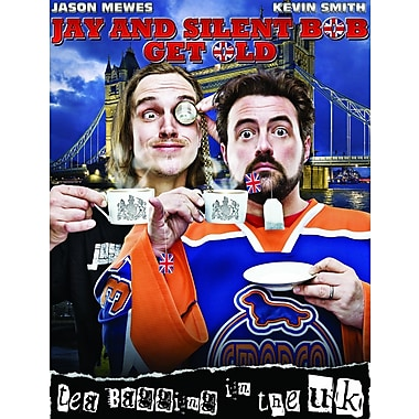 Jay & Silent Bob Get Old - Tea Bagging In The Uk (DVD)