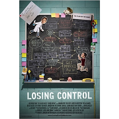 Losing Control (DISQUE BLU-RAY)