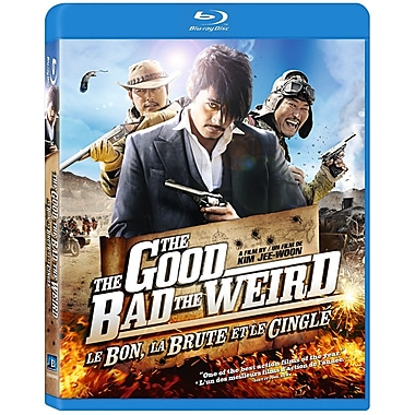 The Good, The Bad, The Weird (BLU-RAY DISC)