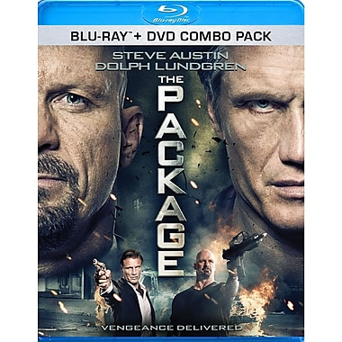 The Package (BRD + DVD)
