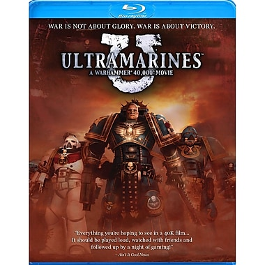 Ultramarines: Warhammer (BLU-RAY DISC)