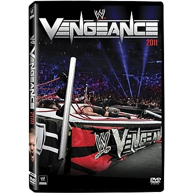 WWE 2011: Vengeance 2011: San Antonio, Tx: October 23, 2011 Ppv (DVD)