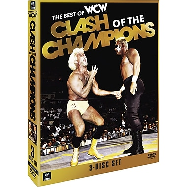 WWE 2012 - Best Of Wcw Clash Of The Champions (DVD)