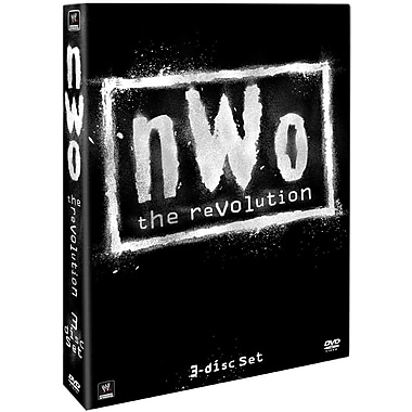 WWE 2012 - The New World Order (DVD)