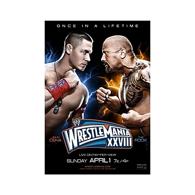 WWE 2012 - Wrestlemania Xxviii - Collector's Edition - Miami, Fl - April 1, 2012 Ppv (DVD)