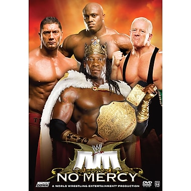 WWE: No Mercy: Raleigh, Nc: October 8, 2006 Ppv (DVD)