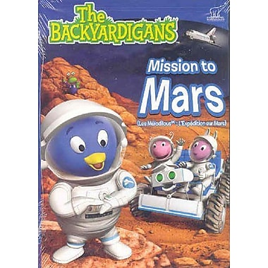 The Backyardigans: Mission To Mars (DVD)