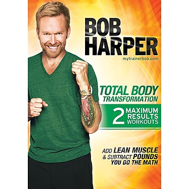 Bob Harper: Total Body Transformation (DVD)