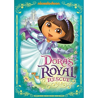 Dora The Explorer: Dora's Royal Rescue (DVD)