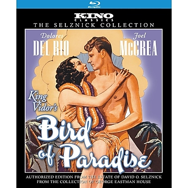Bird Of Paradise (BLU-RAY DISC)