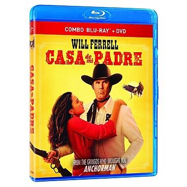 Casa De Mi Padre (BRD + DVD)