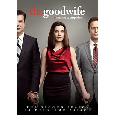 The Good Wife: The Second Season (DVD)