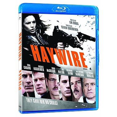 Haywire (DISQUE BLU-RAY)