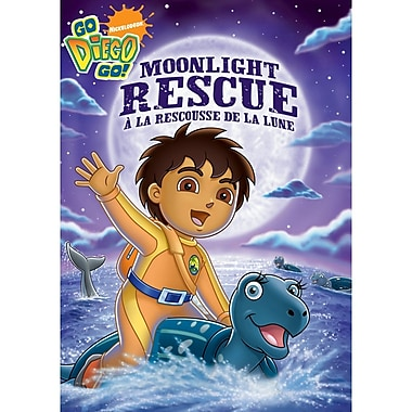 Go Diego Go!: Moonlight Rescue (DVD)
