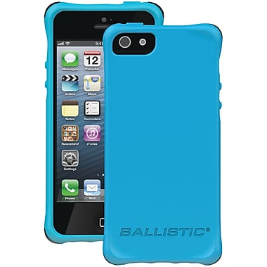 Ballistic® LS Smooth Case For iPhone 5, Teal