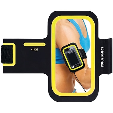 Merkury Motion Neoprene Armband For iPhone 5/iPhone 4/4S/iPod Touch 5G Motion, Green