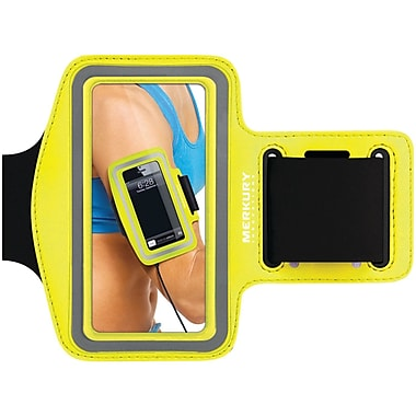 Merkury Active Neoprene Armband For iPhone 5/iPhone 4/4S/iPod Touch 5G Motion, Green