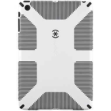 Speck® CandyShell Grip Case For iPad Mini, White/Black
