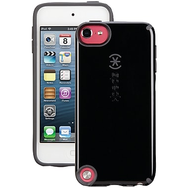 Speck® CandyShell Case For iPod Touch 5G, Black/Slate Grey
