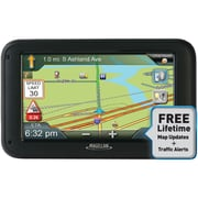 "Magellan RoadMate® 5370T-LMB 5"" Commercial Truck GPS Device With Free Lifetime Map"