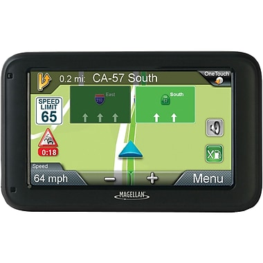 Magellan RoadMate® 5230T-LM 5in. GPS Device With Free Lifetime Map and Traffic Updates