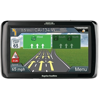 Magellan RoadMate® 9250T-LMB 7in. GPS Device With Free Lifetime Map and Traffic Updates