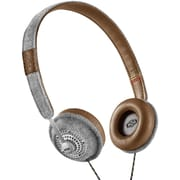 Marley™ Harambe™ On-Ear Headphones With Remote & Microphone, Saddle