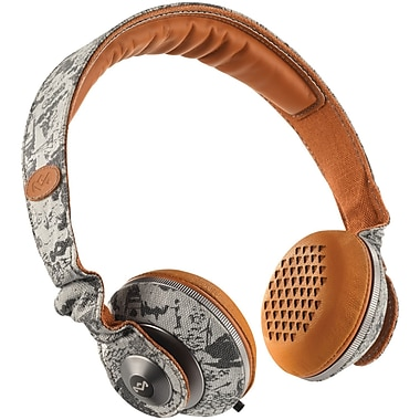 Marley™ Riddim™ On-Ear Headphones With Remote & Microphone