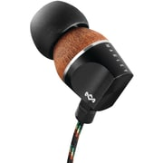 Marley™ Zion™ In-Ear Earbuds With Remote & Microphone, Midnight