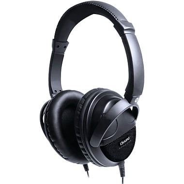 iSound® Over-The-Ear Headphones, Black