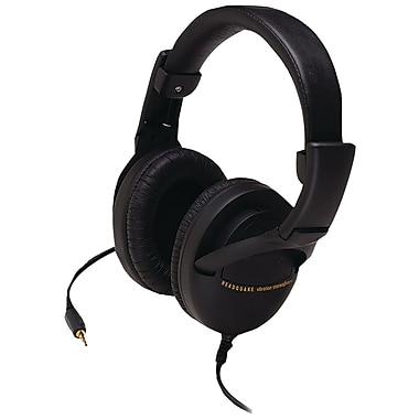 Koss® Full Size Gaming Headphones, Black