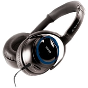 Maxell Noise-Canceling Headphones, Black