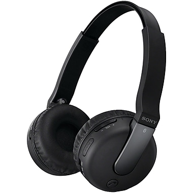 Sony® Bluetooth NFC Headphones, Black