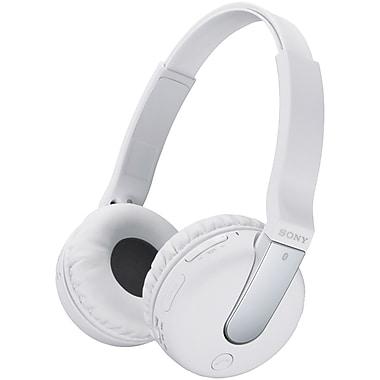 Sony® Bluetooth NFC Headphones, White