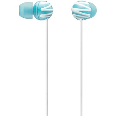 Sony® Fashion In-Ear Earbuds, Blue