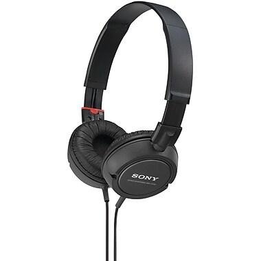 Sony® Fashion Over-The-Head Sports Headphones, Black