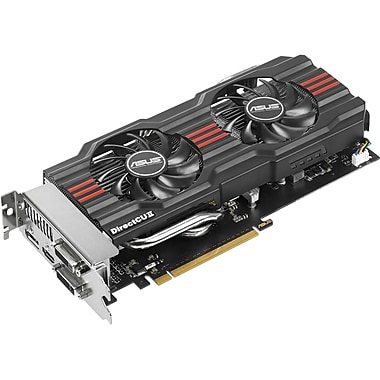 Asus® GeForce GTX 660 2GB Plug-in Card Graphic Card