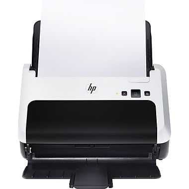 HP® L2737A#BGJ Scanjet Professional 3000 S2 Sheetfed Scanner, 600 dpi