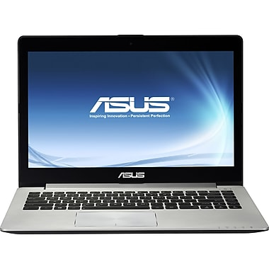 Asus® VivoBook S400CA-DB51T Intel Core i5-3337U 1.8 GHz 6GB 14in. LED Ultrabook