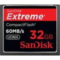 SanDisk® Extreme 32GB CF (Compact Flash) Memory Card