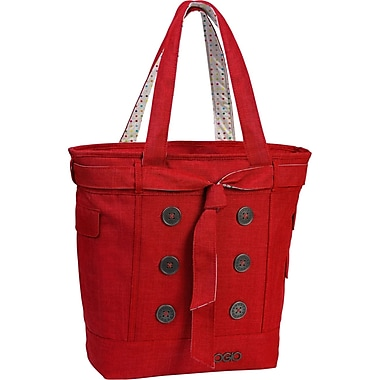 Ogio® Hampton's Women's Tote Bag For 15in. Laptop, Red