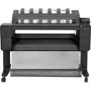 HP® Designjet T920 36 ePrinter Inkjet Large Format Printer, Cyan