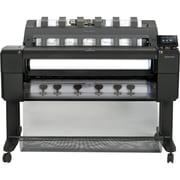 HP® Designjet T1500 36 ePrinter Inkjet Large Format Printer, Cyan