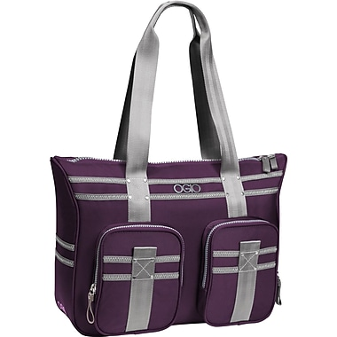 Ogio® Lisbon Carrying Case For 13in. Notebook, Purple