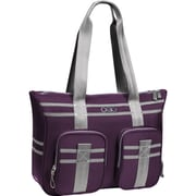 Ogio® Lisbon Carrying Case For 13 Notebook, Purple