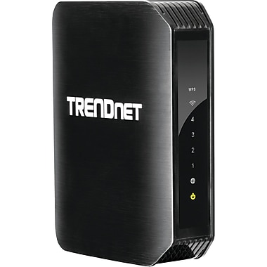 TRENDnet® TEW-751DR N600 Dual Band Wireless Router, 2.4 GHz
