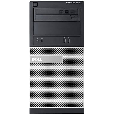 Dell® OptiPlex 3010 DT Intel Core i3-3220 Dual-Core 3.30 GHz Desktop Computer