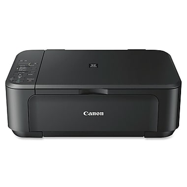 Canon® PIXMA MG2220 W/PP-20 Color All-in-One Inkjet Photo Printer, Black