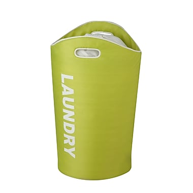 Honey Can Do® Foam Laundry Tote, Lime